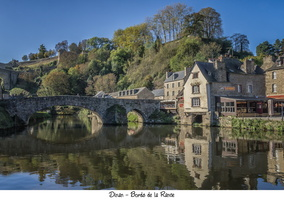 Dinan - Bords de la Rance